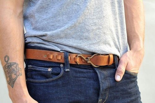 Top 5 Mens Leather Belts For 2019