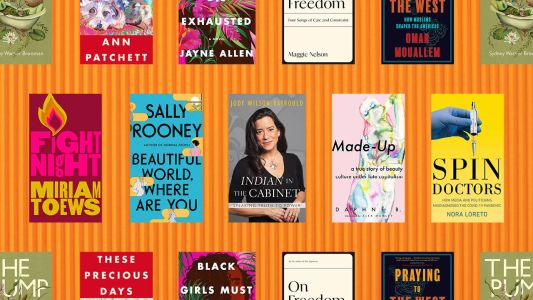10 Buzzy New Books To Read This Fall
