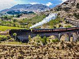 Exclusive for Mail on Sunday readers: Explore the Scottish Highlands by rail with Carol Kirkwood