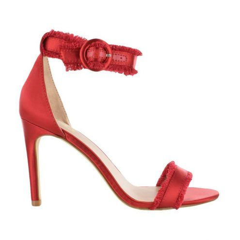 Mad Deals Of The Day: A Pair Of Gorgeous Red Satin Heels For Only $25 And More