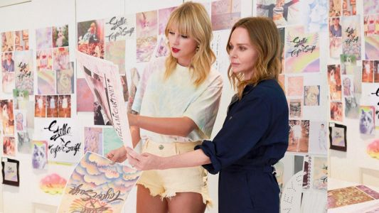 Taylor Swift collaborates with Stella McCartney for 'Lover'-inspired fashion line