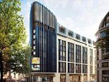The new five-star hotel coming to London's Leicester Square