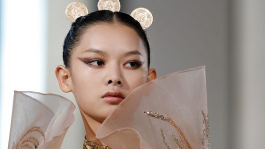 All the dramatic beauty looks at Paris Haute Couture Week
