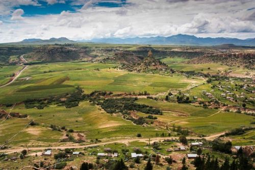 An African Adventure Road Trip to the Kingdom in the Sky
