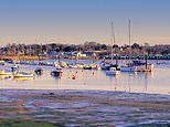 Britain at its best: It's a bit of all Wight in Bembridge
