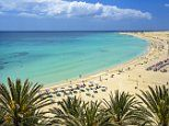 Having a blast on the 'windy island': Why villa holidays are a breeze on Fuerteventura