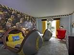 Minions and Cinderella - the world's best hotel rooms for kids