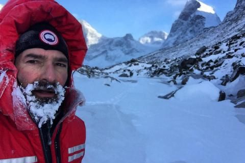 Canadian ultrarunner embarks on expedition across Russia's Kamchatka Peninsula