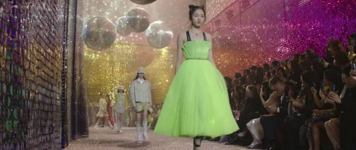 See Dior's Pop-Inspired, Ready-To-Wear Fall 2021 Collection