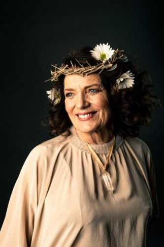 At Margaret Trudeau's 'Crazy,' Charming One Woman Show
