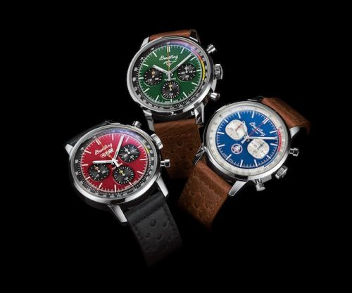 Partners Group Buys Into Swiss Luxury Watchmaker Breitling