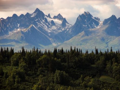 Shipped Out: Unexpected Travel Turns into Alaskan Wilderness Adventure