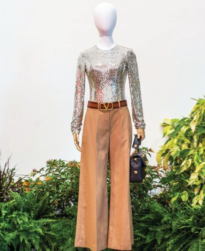 Fashion And Art Merge As One With Valentino's Collezione Milano At The Rubell Museum
