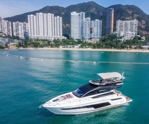 Fairline Finds Sweet Spot With Squadron 50