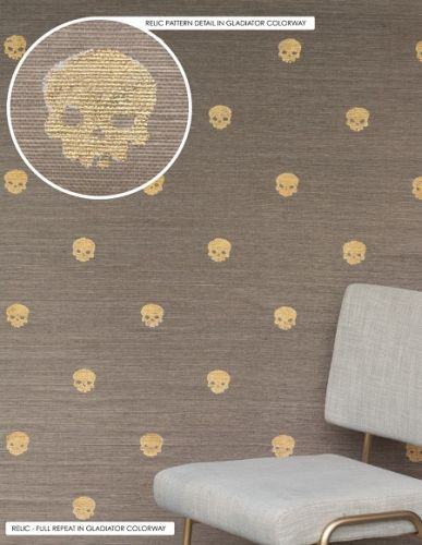 Given Campbell, Globally Renowned Wallpaper Designer, Launches Relic