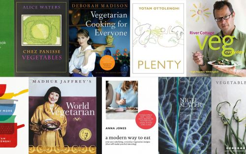 The best vegetarian cookbooks, as recommended by experts