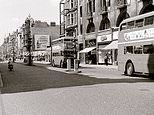 Fascinating pictures of London in the 50s and 60s by Allan Hailstone