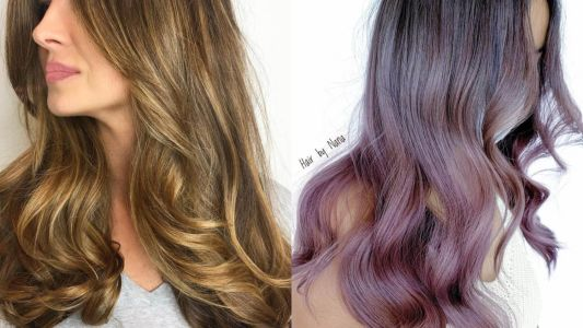 5 Fresh Hair Color Trends To Try This Fall