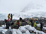 China closes Mount Everest base camp in Tibet to deal with escalating waste problems