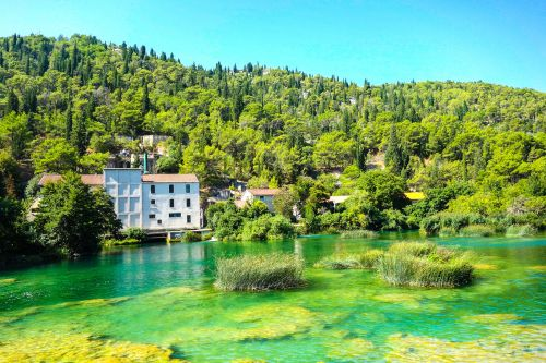 The ultimate Wanderlust guide to Krka National Park, Croatia