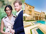 Inside Meghan Markle and Prince Harry's Malibu mansion