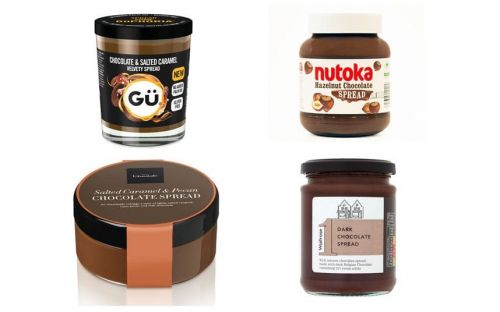 Six of the best chocolate spreads, tried and tested