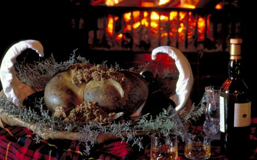 Is haggis really Scottish? The controversial history of the Great Chieftain o' the Puddin-race