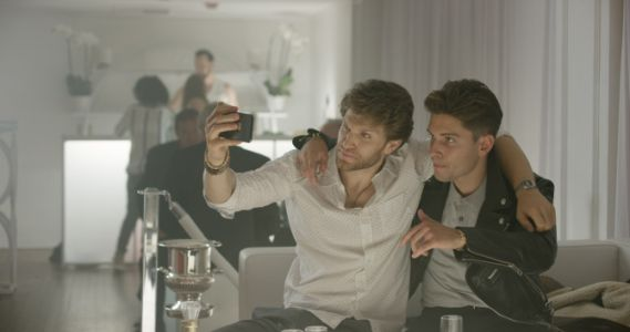 Keegan Allen Reveals Logan Paul's Reaction to His Vlogger-Inspired Character in 'No Escape'