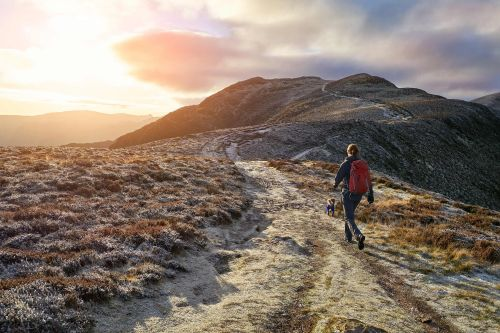 5 fantastic winter walks in the UK. and how to dress for them properly