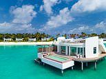 A review of the LUX* North Male Atoll hotel in the Maldives