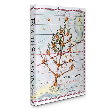World of Four Seasons in Striking New Book by Assouline