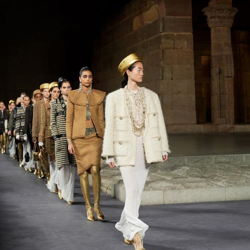 Chanel takes us to ancient Egypt, a Burberry and Vivienne Westwood collaboration, and more fashion news