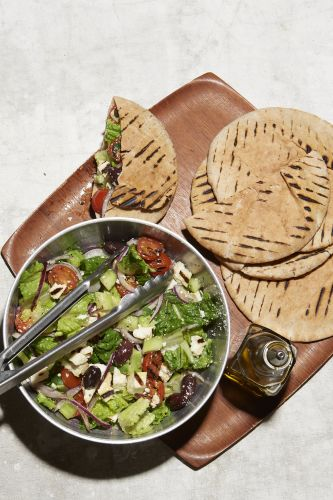 Fuel Your Muscles With This Greek Salad