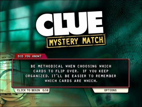 30 Luxury Clue Game Card Template Images