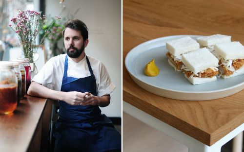 Chef Merlin Labron-Johnson's foodie guide to east London