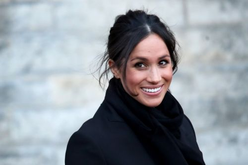 Meghan Markle Wore a Thing: Vintage Courrèges Coat Edition