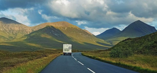 Campervanning isn't just for summer! 7 ideas for a campervan break in the UK this winter