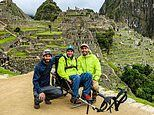 Travel firm offers first ever tours of Machu Picchu for wheelchair users