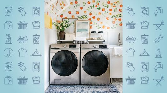 5 Easy Ways To Update Your Laundry Room On A Budget