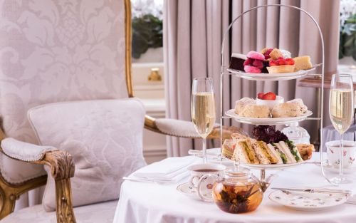Is this London's best vegan afternoon tea?