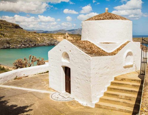 Rhodes, Greece: An Outdoor Museum of Ancient Cultures