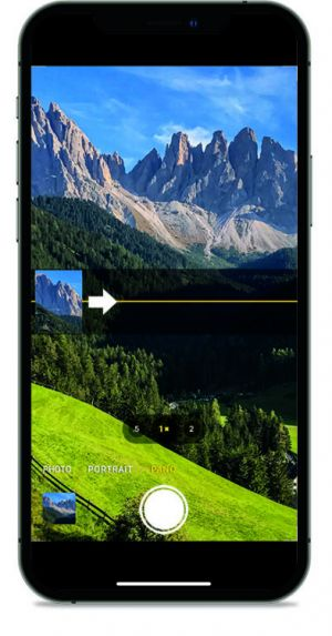 Making Awesome Panoramas with Your iPhone's Camera