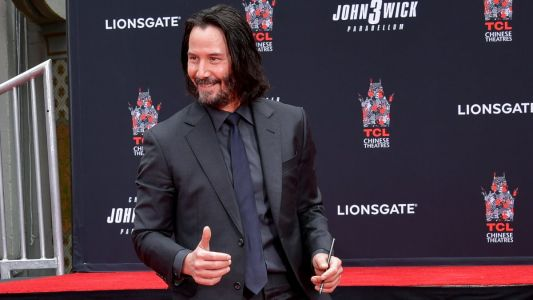 How Jeanne Yang Went From Styling Blink-182 Videos to Working With Keanu Reeves for 20 Years
