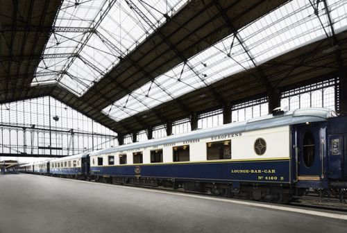 """""""Once Upon A Time on The Orient Express"""" Pulls Into Singapore's Station"""