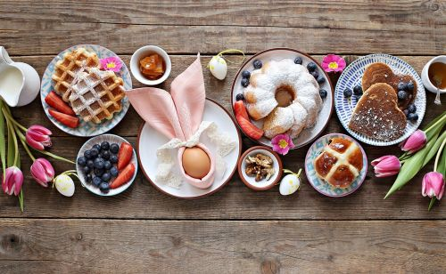 Catch the best Easter treats and feasts in Delhi here