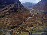 British drivers name their favourite UK routes - and it's Loch Lomond to Glencoe that's No1