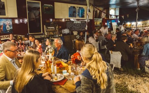 The most sought-after supperclub of 2018? The UK's only travelling circus restaurant