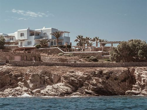 Few Places in The World Exude Glamor Like The Soho Roc House of Mykonos