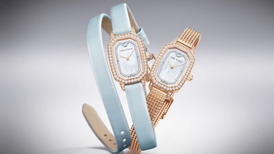 Check out the new watch additions to Harry Winston's Emerald collection