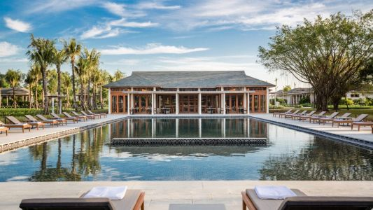 Check in: Azerai Can Tho offers luxury resort living amidst Mekong's rustic charm